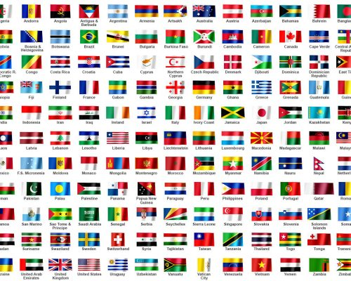 all_country_flags_with_names